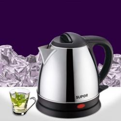 Supor/苏泊尔 SWF12P1A-150 电水壶不锈钢电热水壶