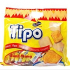 进口食品 越南Tipo友谊牌奶油味面包干300g/袋*2